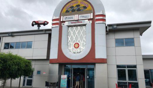 キャンパーの旅・ハミルトン〜クラッシックカーミュージアムへ